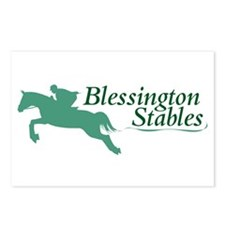 Blessington Stables Postcards (Package of 8)