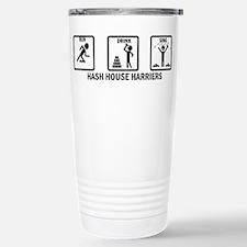 Run, Drink, Sing Thermos Mug