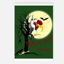 Buzzard Trick-or-Treat Postcards (Package of 8)
