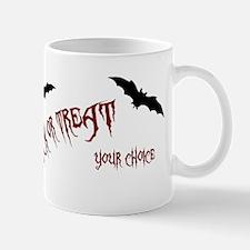 Buzzard Trick-or-Treat Mug