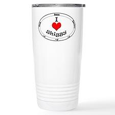 I Love Shiggy Travel Mug