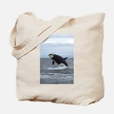 Tote Bag-Whale (Orca)