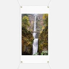 Multnomah Falls Oregon Banner