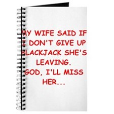 funny blackjack Journal