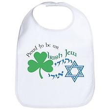 Proud Irish Jew Bib