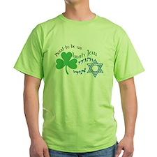 Proud Irish Jew T-Shirt