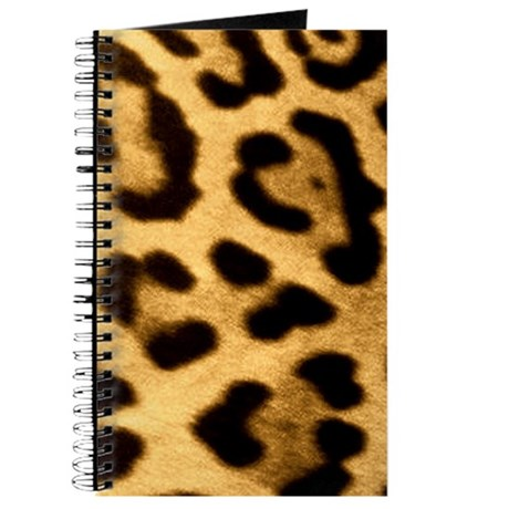 Jaguar Print Journal