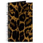 Jaguar Print Journal