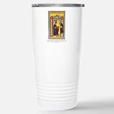 Hildegard of Bingen Stainless Steel Travel Mug