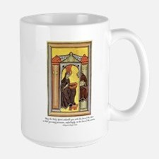 Hildegard of Bingen Ceramic Mugs