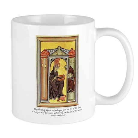 Hildegard of Bingen Mug
