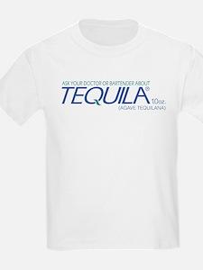 Ask your Doctor or Bartender  Kids T-Shirt
