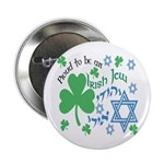"Proud Irish Jew 2.25"" Button (100 pack)"