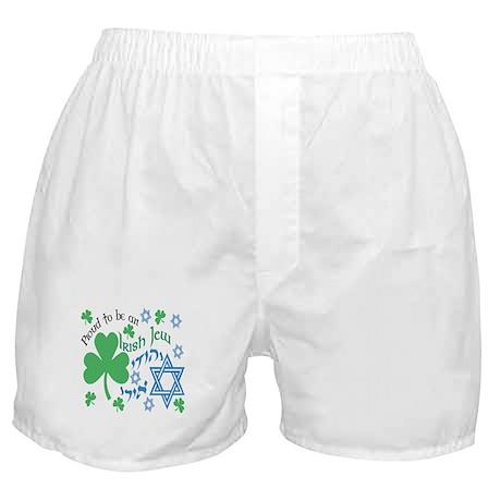 Proud Irish Jew Boxer Shorts