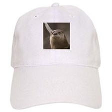 Otter Portrait Apparel Baseball Cap