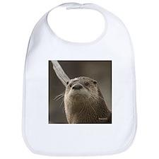 Otter Portrait Apparel Bib