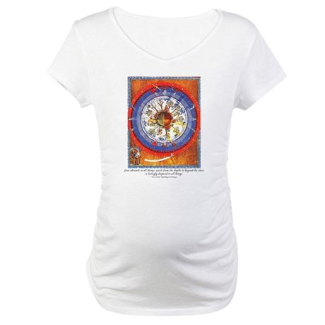 HB Tree of Life Maternity T-Shirt