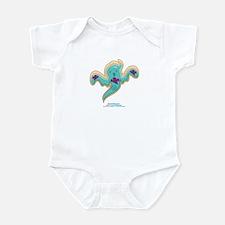 Kawaii Ghost Sugar Cookie Infant Bodysuit