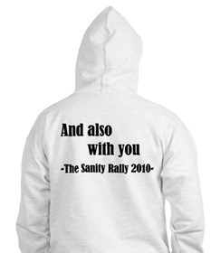 May The Sanity Be with you Hoodie