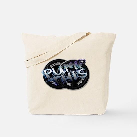 Pump this Tote Bag