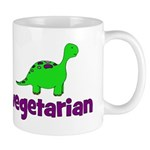 Vegetarian - Dinosaur Mug