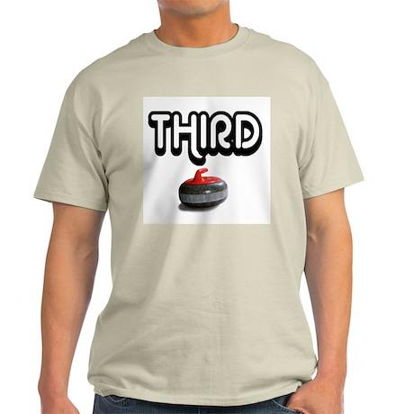 Third Ash Grey T-Shirt