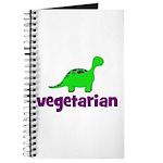 Vegetarian - Dinosaur Journal