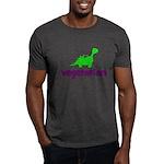 Vegetarian - Dinosaur Dark T-Shirt