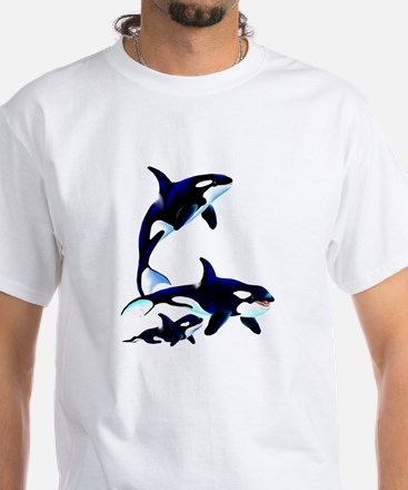 Killer Whale Family Shirt