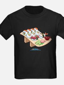 Kawaii California Roll and Sushi Nigiri T