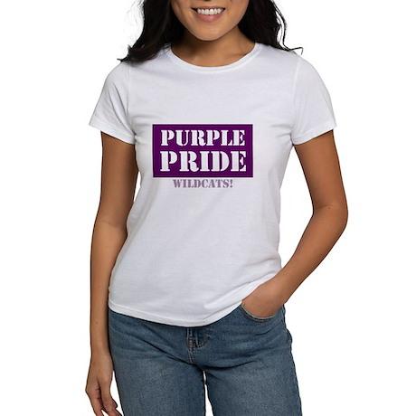 Purple Pride Women's T-Shirt