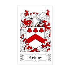 Levins Sticker (Rectangular)