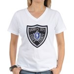 Essex County Sheriff Women's V-Neck T-Shirt