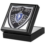 Essex County Sheriff Keepsake Box