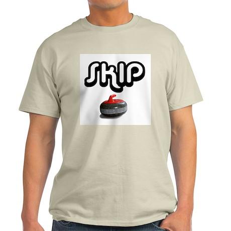 Skip Ash Grey T-Shirt