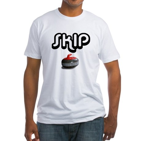Skip Fitted T-Shirt