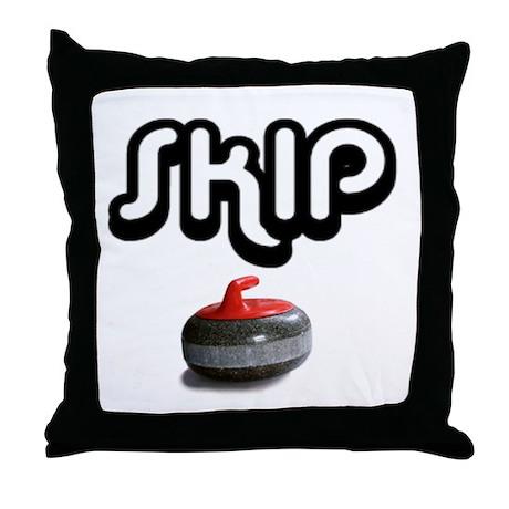 Skip Throw Pillow