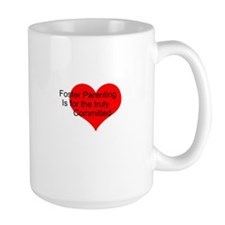 For the Truly Committed Ceramic Mugs