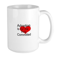 Show your commitment Mug