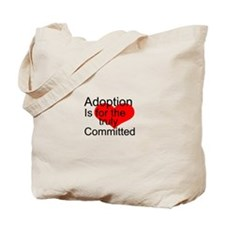 Show your commitment Tote Bag