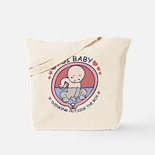 PSI Baby Tote Bag