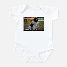 Landseer Newfie Infant Bodysuit