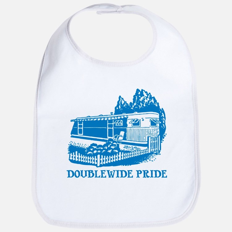 Doublewide Pride Bib