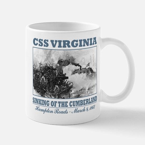 CSS Virginia Mug