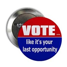 "2012 Election Vote 2.25"" Button (10 pack)"