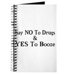 Yes To Booze Journal