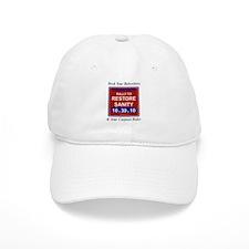 Unique Rally restore sanity Baseball Cap