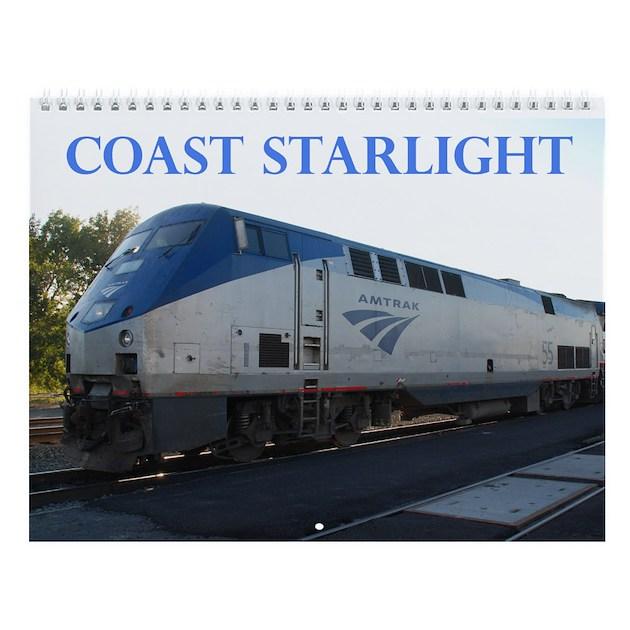 Coast Starlight By JMphoto