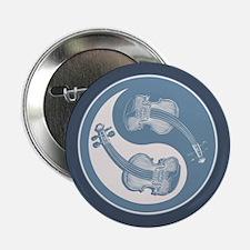 "Violyin-Yang 2.25"" Button"