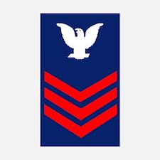 Petty Officer First Class Decal